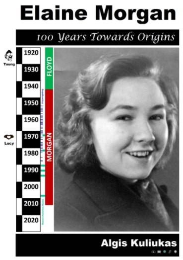 Elaine Morgan, 100 Years Towards Origins, by Algis Kuliukas
