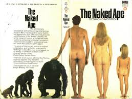The Naked Ape, by Desmond Morris - book cover